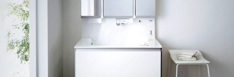洗面台のリフォームのリフォーム